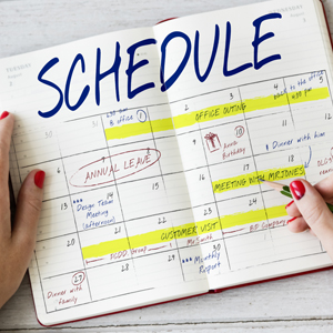 1-on-1 Appointment Scheduling
